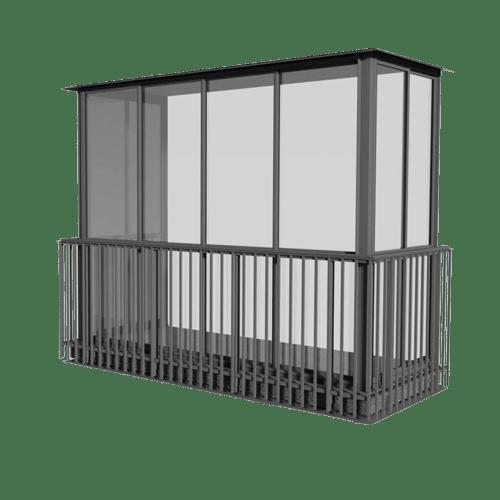 Produktbild System 900 med våning